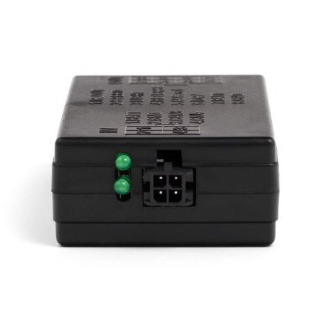 Видеоинтерфейс для BMW 523, 530, 3 (E90), X5, X6, 7 c системой CIC (с круглым коннектором) Превью 6