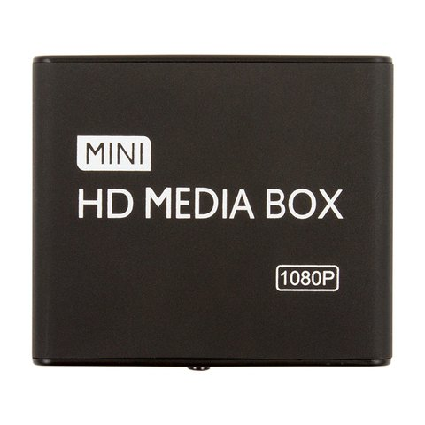Multimedia Full HD Player Preview 5