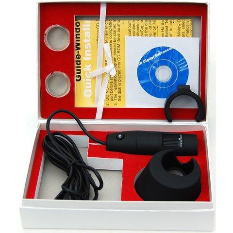 Цифровой USB-микроскоп MV1302u