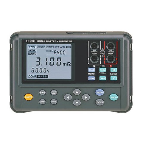 Аналізатор батарей  HIOKI HiTESTER 3554 Прев'ю 1