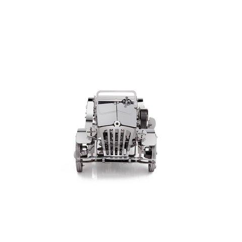 Металевий механічний 3D-пазл Time4Machine Glorious Cabrio Прев'ю 6