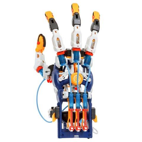 Гідравлічна кіберрука, STEM-конструктор CIC 21-634 Прев'ю 2