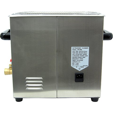 Ultrasonic Cleaner Jeken PS-40A Preview 1