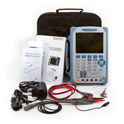 Handheld Digital Oscilloscope Hantek DSO8060 Preview 7