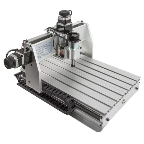 3-axis CNC Router Engraver ChinaCNCzone 3040Z-DQ (500 W) Preview 1