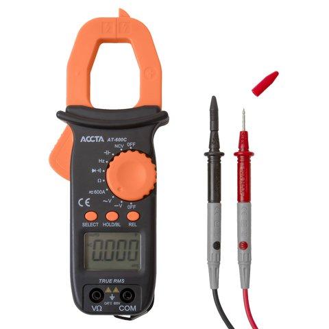 Digital Clamp Meter Accta AT-600C Preview 5